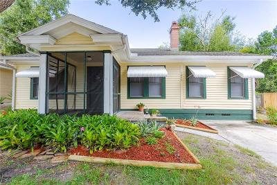 Clearwater Single Family Home For Sale: 1869 Overbrook Ave