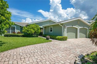 Treasure Island Single Family Home For Sale: 750 Capri Boulevard