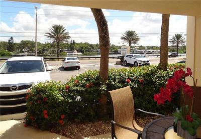 Indian Rocks Beach Condo For Sale: 50 Gulf Boulevard #104