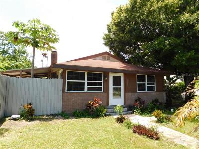 St Petersburg Multi Family Home For Auction: 6542 Wayne Street N