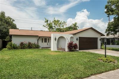 Clearwater Single Family Home For Sale: 1912 Radcliffe Drive N