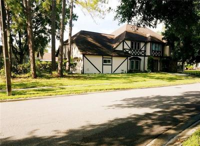 Oldsmar Single Family Home For Sale: 510 Forest Park Road