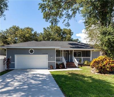 Clearwater Single Family Home For Sale: 3006 Merrill Avenue