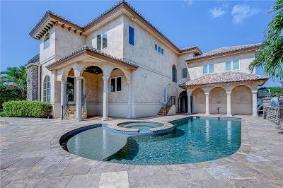 Largo Single Family Home For Sale: 205 Poinciana Lane