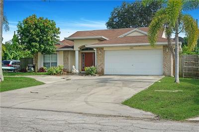 Pinellas Park Single Family Home For Sale: 6016 105th Avenue N