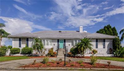 New Port Richey, New Port Richie Single Family Home For Sale: 5091 Ensign Loop