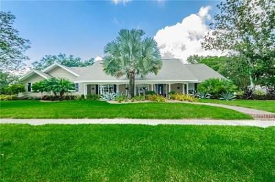 Clearwater Single Family Home For Sale: 2856 Saber Drive