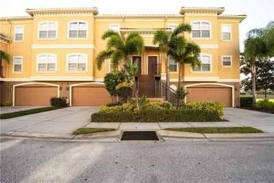 New Port Richey Townhouse For Sale: 6523 Sand Shore Ln