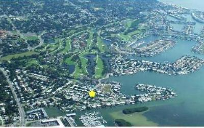 St Petersburg Residential Lots & Land For Sale: Blue Heron Drive S