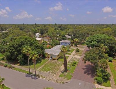 St Petersburg, Saint Petersburg Single Family Home For Sale: 2101 Beach Drive SE