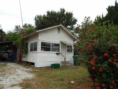 Bradenton Single Family Home For Sale: 1109 16th Avenue W
