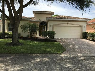 Venice Single Family Home For Sale: 125 Rio Terra
