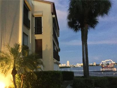 Clearwater Point 3 Condo, Clearwater Point 5 Condo, Clearwater Point 8 Condo, Clearwater Point No 2 Condo, Clearwater Point, Clearwater Point Tennis Condo For Sale: 865 S Gulfview Boulevard #305