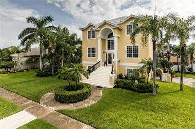 Hillsborough County, Pasco County, Pinellas County Single Family Home For Sale: 6223 Pasadena Point Boulevard S