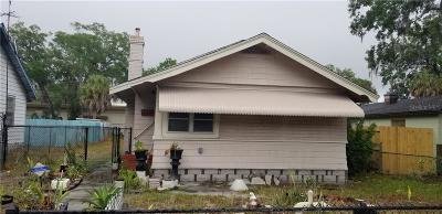 Pinellas County Single Family Home For Sale: 2234 26th Street S