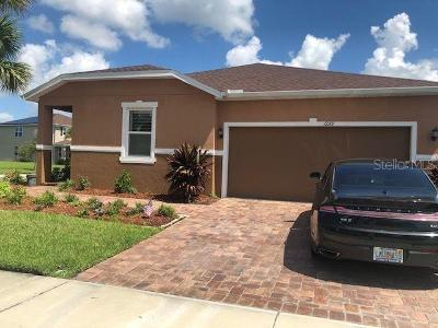 New Port Richey Single Family Home For Sale: 12101 Lake Boulevard