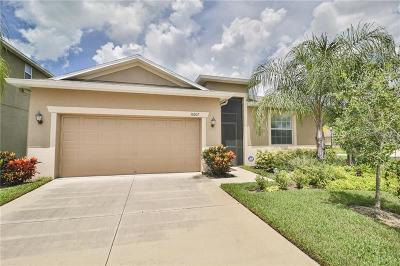 Wimauma Single Family Home For Sale: 16607 Magnolia Reserve Place