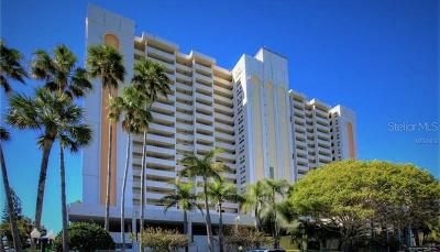 Rental For Rent: 1270 Gulf Boulevard #1501