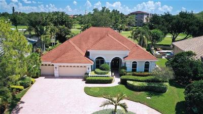 Pinellas County Single Family Home For Sale: 6217 Fairway Bay Boulevard S