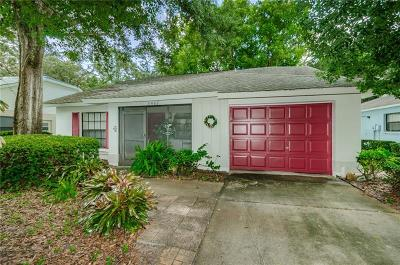 New Port Richey Single Family Home For Sale: 11608 Cocowood Drive