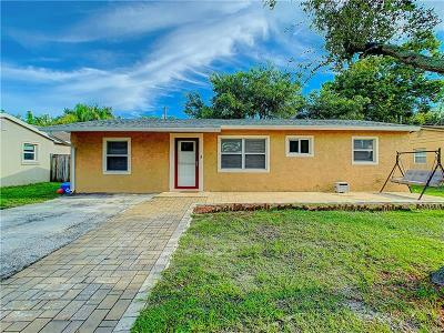 Pinellas Park Single Family Home For Sale: 6957 79th Avenue N