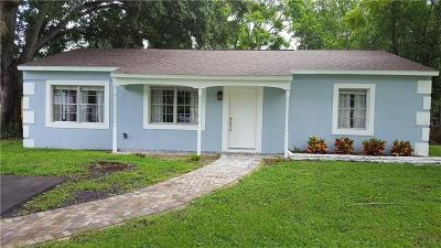 Single Family Home For Sale: 3933 W Bay View Avenue