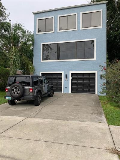 Pinellas County Single Family Home For Sale: 1793 N Fort Harrison Avenue