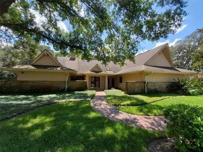 Tarpon Springs Single Family Home For Auction: 1001 Royal Birkdale Drive