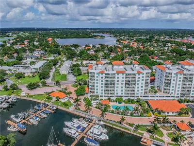 St Petersburg Condo For Sale: 1325 Snell Isle Boulevard NE #505