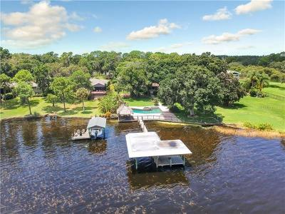 Pinellas County Single Family Home For Sale: 4990 Moore Street