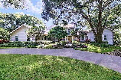 Safety Harbor Single Family Home For Sale: 3018 Hargett Lane