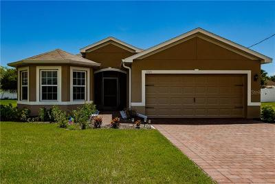 North Port Single Family Home For Sale: 7333 Spring Haven Drive