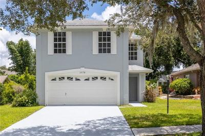 Palm Harbor Single Family Home For Sale: 3578 Ridge Boulevard
