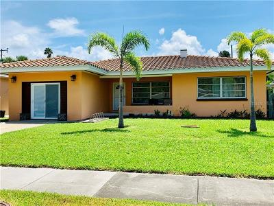 Clearwater, Clearwater Beach Single Family Home For Sale: 937 Bruce Avenue