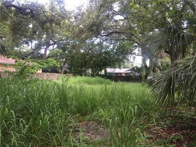 St Petersburg Residential Lots & Land For Sale: 1821 27th Street S