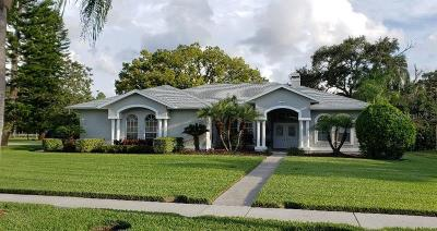 Palm Harbor Single Family Home For Sale: 2268 Serenity Lane