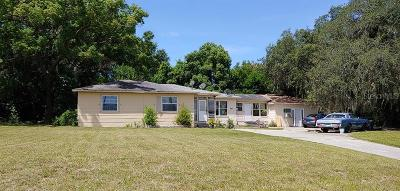 Hernando County, Hillsborough County, Pasco County, Pinellas County Single Family Home For Sale: 1630 Harbor Drive