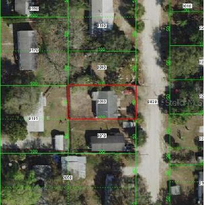 New Port Richey Residential Lots & Land For Sale: 3813 Ford Street