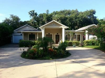 Clearwater Single Family Home For Sale: 3131 San Pedro Street