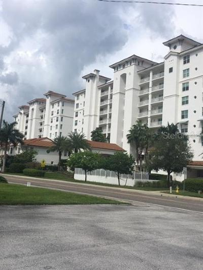 St Petersburg Condo For Sale: 1325 Snell Isle Boulevard NE #502