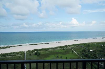 Rental For Rent: 1230 Gulf Boulevard #1805