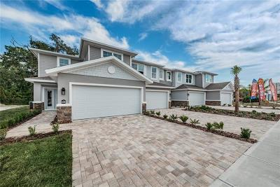 New Port Richey Townhouse For Sale: 5351 Riverwalk Preserve Drive
