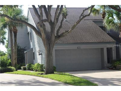 Clearwater Townhouse For Sale: 3078 Eagles Landing Circle W
