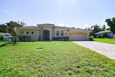 Largo Single Family Home For Sale: 311 Cedar Lane