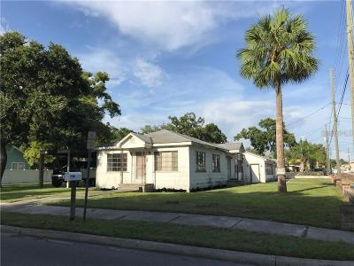 Tarpon Springs Single Family Home For Sale: 217 Banana Street