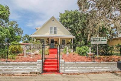 Tarpon Springs Multi Family Home For Sale: 313 N Grosse Avenue