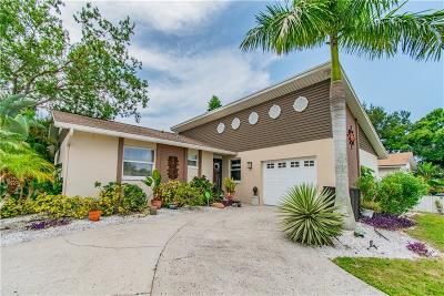 Tarpon Springs Single Family Home For Sale: 1201 Crossbow Lane