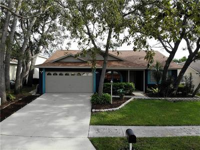 Tarpon Springs Single Family Home For Sale: 1126 Rolling Oaks Avenue