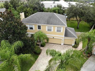 Tarpon Springs Single Family Home For Sale: 1007 Sawgrass Drive