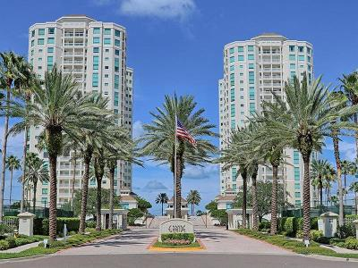 Clearwater Beach Condo For Sale: 1180 Gulf Boulevard #2204